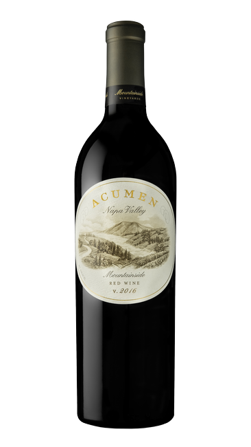 2016 Acumen Mountainside Red Wine, 1.5 Liter bottle