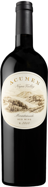 2018 Acumen Mountainside Red Wine