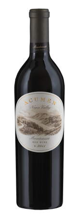 2011 Acumen Mountainside Red Wine Image