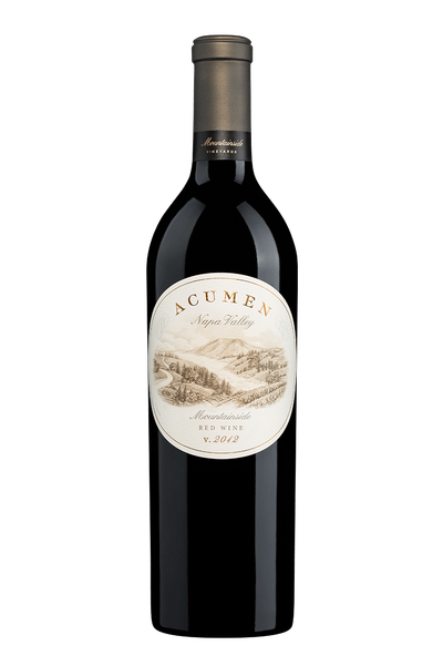 2012 Acumen Mountainside Red Wine