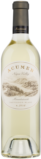 2016 Acumen Mountainside Sauvignon Blanc