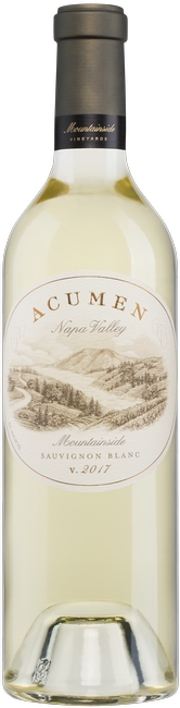 2017 Acumen Mountainside Sauvignon Blanc
