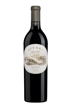2013 Acumen Mountainside Merlot