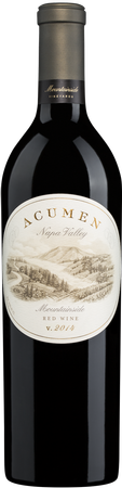 2014 Acumen Mountainside Red Wine Image