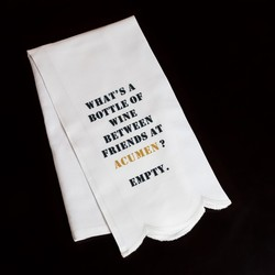 Toss Tea Towel